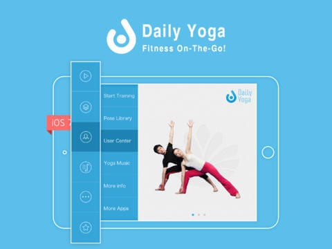 Mobile Yoga Apps : daily yoga